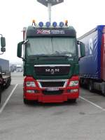 MAN TGX am 21.03.15 in Sinsheim