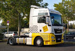 MAN TGX 18.420  T.U.T.-Logistik  in Euskirchen - 02.09.2019
