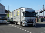Mercedes Benz Actros am 22.09.16 in Aschaffenburg