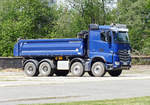 MB Arocs Meiller-Kipper 8x4 in Euskirchen - 16.05.2020
