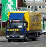 DACHSER Mercedes Benz Atego am 08.06.16 in Frankfurt am Main