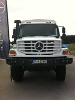 Mercedes Benz Zetros 1833 - 26.06.2011 in Frankfurt