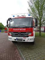 Mercedes Bent Atego LF10 (Florian Maintal 3-43-1) am 27.04.14 in Maintal