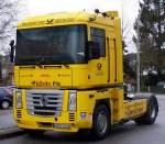 Renault Magnum Deutsche Post