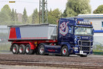 Scania LKW in Haltern am See 18.7.2016