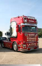 Scania R Streamline  Kirn Spedition und Logistik  (Lichtenfels den 12. September 2015)