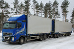 Volvo FH 440.