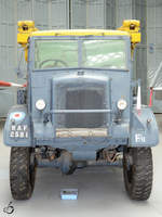 Ein Bedford QLD Tankfahrzeug der Royal Air Force (Duxford, September 2013)