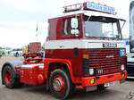 Ein Scania 111 Super in Fairford.