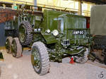 Ein AEC 850 / FWD (Four Wheel Drive) R6T in Duxford (September 2013)