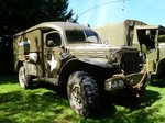 Dodge WC 54, Vintage Cars & Bikes in Steinfort am 06.08.2016