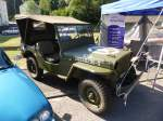 Willy`s Jeep, Vintage Cars & Bikes in Steinfort am 02.08.2015