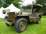 Willy`s Jeep bei den Luxembourg Classic Days 2016 in Mondorf