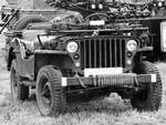 Ein Willys MB ¼-ton 4×4 Anfang Juni 2018 in Aalborg.