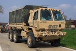 M1083A1P2 5to Cargo Truck FMTV (Family of Medium Tactical Vehicles) dieses Fahrzeug gehört das 39th Transportation Battalion von der 21st Theater Sustainment Command der U.S.ARMY.