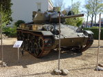 M24 Chaffee vor einem Museum in Beek, Holland (05.05.2016)
