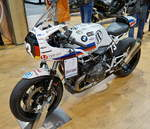 Basis: BMW R nine T Racer.