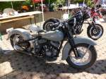 Harley-Davidson EL, Vintage Cars & Bikes in Steinfort am 02.08.2015