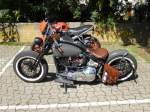 Harley-Davidson am 30.08.2015 in Mondorf (Lux.)