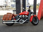 Indian Motorcycle Scout, Modelljahr 2015.