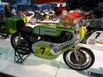 Kawasaki H1R auf der International Motor Show in Luxembourg am 13.12.2014