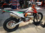 KTM 300 EXC TPI Six Days.