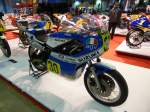 Suzuki RG 500 Mark I auf der International Motor Show in Luxembourg am 12.12.2014