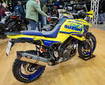 Suzuki DL1050XT Hessler Edition (V-Strom 1050 Desert Express by Hessler Ralley Team).