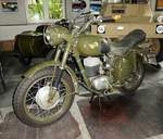=Ural Tourist IMS, 649 ccm, 32 PS, Bj.