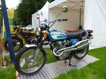 Honda CL 450 bei den Luxembourg Classic Days 2016 in Mondorf