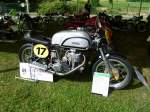 Norton Manx M 30 bei den Luxembourg Classic Days in Mondorf am 01.09.2013