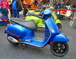 Vespa GTS Supersport 300 ABS/ASR.