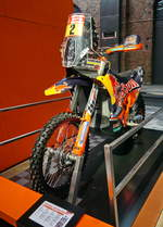 KTM 450 Rally Matthias Walkner.