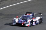 Support Race,  ROAD TO LE MANS  bei den 24h Le Mans beim Training am 15.6.2016 Nr.2 LIGIER JS P3 - Nissan,(Nissan VK50VE 5.0 L V8, 390hp) United Autosports in der Dunlop Chikane