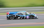 Support Race,  ROAD TO LE MANS  bei den 24h Le Mans  beim Training am 15.6.2016  Nr.15 LIGIER JS P3 - Nissan (Nissan VK50VE 5.0 L V8, 390hp), Duqueine Engineering eingangs Porschekurve