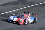 Nr.77 LMP3 LIGIER JS P3 - Nissan ((Nissan VK50VE 5.0 L V8, 390hp), ), Team Graff,  ROAD TO LE MANS  bei den 24h Le Mans, wärend des Trainings in der Dunlop Chikane am 16.6.2016
