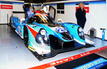 Nr.25 Algarve Pro Racing,LMP2 Ligier JS P2 - Nissan, Pitwalk bei der European Le Mans Series am 25.9.2016 in Spa Francorchamp