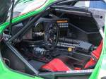 Mosler MT900, Interieur.