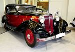 =Horch 830 Cabriolet, Bj.