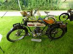 Gillet 3,5 HP bei den Luxembourg Classic Days in Mondorf am 02.07.2016