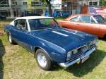 Plymouth Barracuda, US-Car-Treffen in Stadtbredimus (Lux.) am 07.07.2013