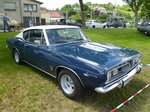 Plymouth Barracuda auf dem US-Car-Treffen in Stadtbredimus (Lux.) am 02.07.2016