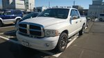 Dodge RAM Pick-up in Niigata, Japan (Februar 2016)