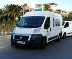 =Fiat - Transporter unterwegs in Maspalomas, 01-2017