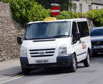 Ford Transit als Taxi am 20.06.19 in Kirkwall