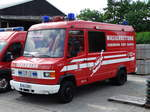 FF Maintal Mercedes Benz Vario GW-W (Florian Maintal 1-58-1) am 04.06.17 beim Tag der Offenen Tür in Maintal Dörnigheim