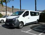 =Opel Vivaro unterwegs in Puerto de Mogan, 01-2017
