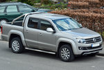 VW Amarok in Euskirchen - 09.04.2016