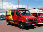 Feuerwehr Bad Orb VW Crafter MTW (Florian Bad Orb 1/19) am 15.05.16 in Maintal