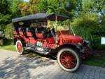 Stanley Steamer Mountain Wagon bei den Luxembourg Classic Days in Mondorf am 29.08.2015